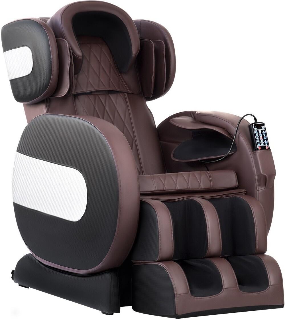 Массажное кресло VictoryFit VF-M81 Brown/Black