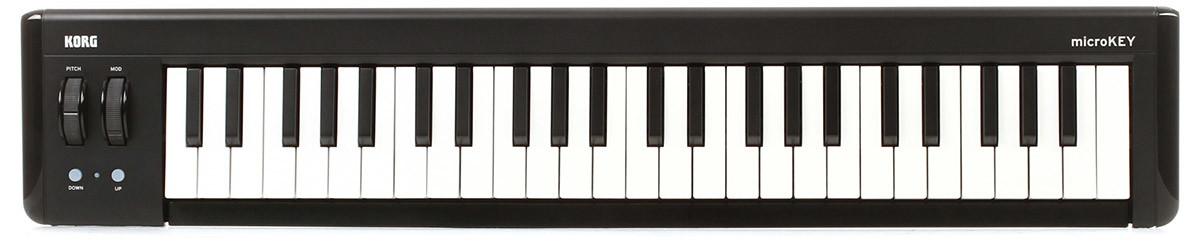 Миди-клавиатура Korg MicroKEY2 49 Compact MIDI Keyboard