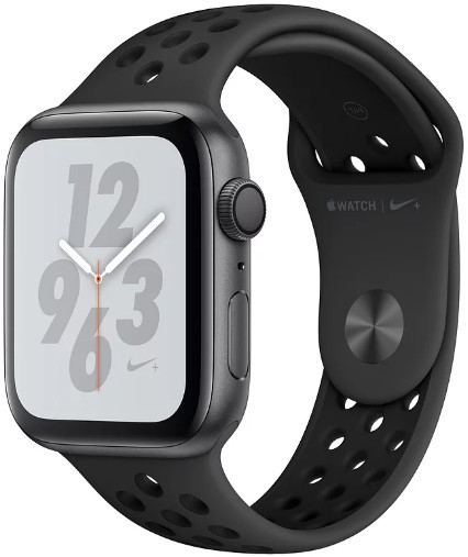 Умные часы Apple Watch Nike+ Series 4 40mm Space Grey Aluminum Case with Anthracite/Black Nike Sport Band