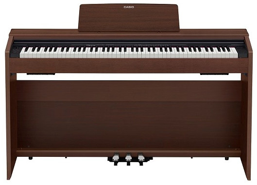 Пианино Casio Privia PX-870 Brown