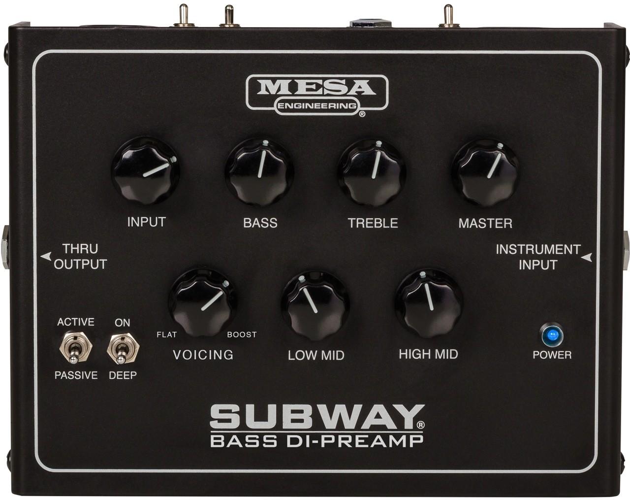 Педаль эффектов Mesa Boogie Subway® Bas…