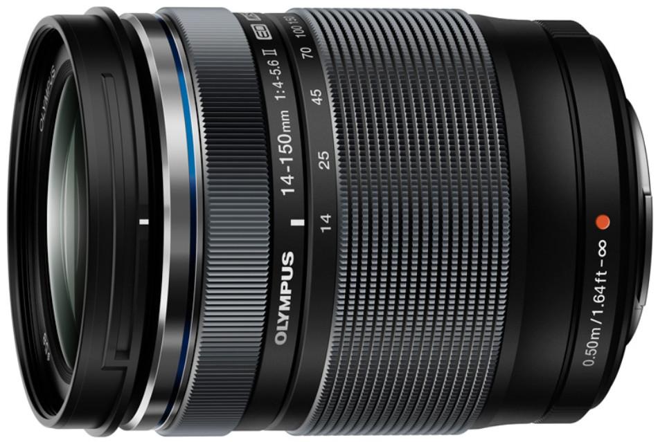Объектив Olympus M.Zuiko Digital ED 14-150mm f/4.0-5.6 II Black