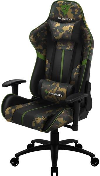 Игровое кресло ThunderX3 BC3-CGN камуфл…
