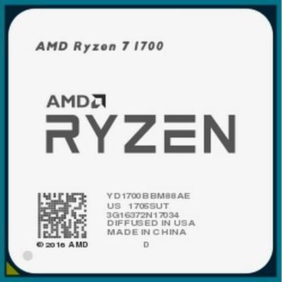 Процессор (CPU) AMD Ryzen 7 1700 3.0GHz OEM
