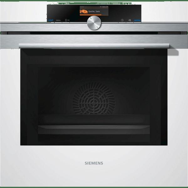 Духовой шкаф Siemens HM636GNW1