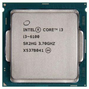 Процессор (CPU) Intel Core i3-6100 3.7GHz OEM