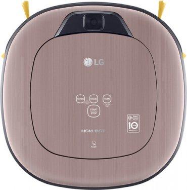 Робот-пылесос LG VRF6570LVMB