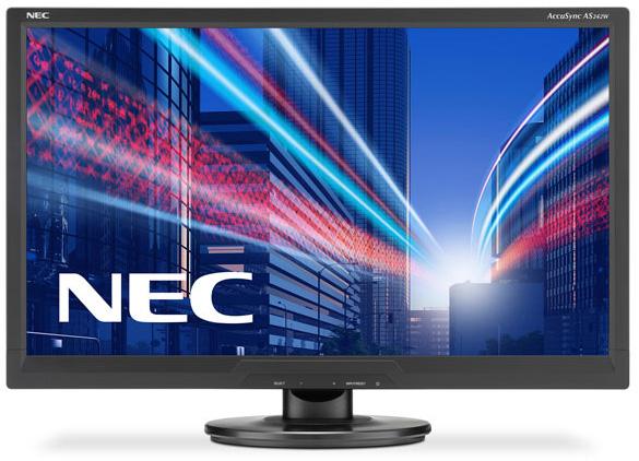 Монитор NEC AS242W-BK