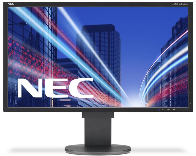 Монитор NEC EA223WM-BK