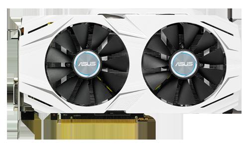 Видеокарта Asus GeForce GTX 1060 Dual 6Gb