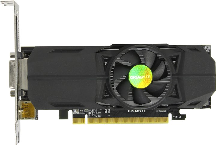 Видеокарта Gigabyte GeForce GTX 1050 Ti…
