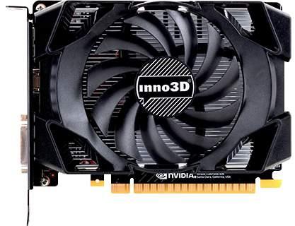 Видеокарта Inno 3D GeForce GTX 1050 Ti Compact 4Gb
