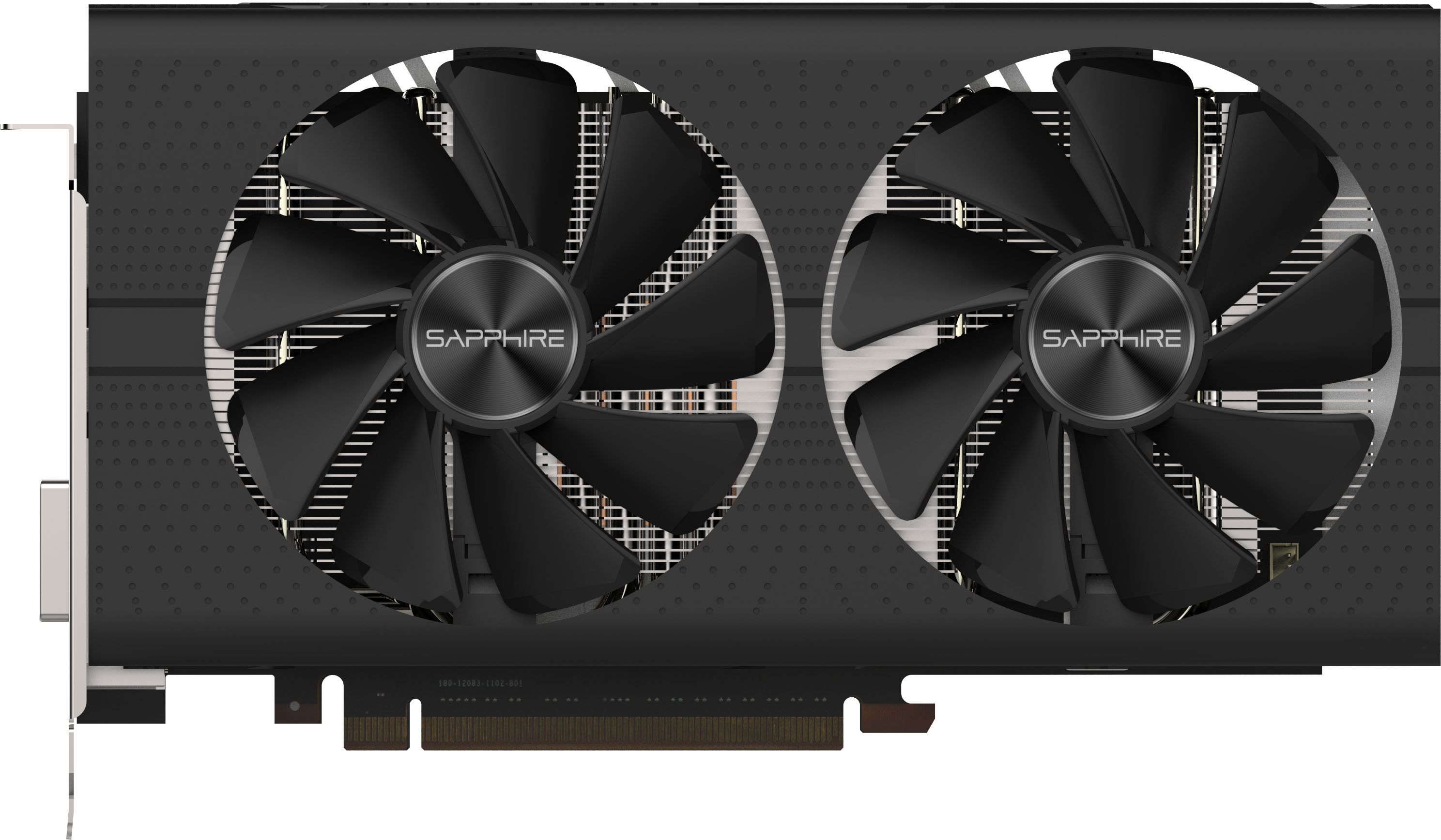 Видеокарта Sapphire Radeon RX 580 Pulse 8Gb
