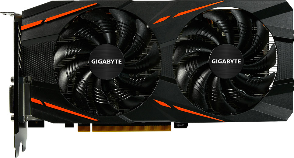 Видеокарта Gigabyte Radeon RX 580 Gamin…