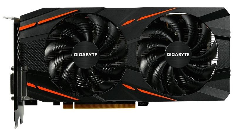 Видеокарта Gigabyte Radeon RX 580 Gaming 8Gb