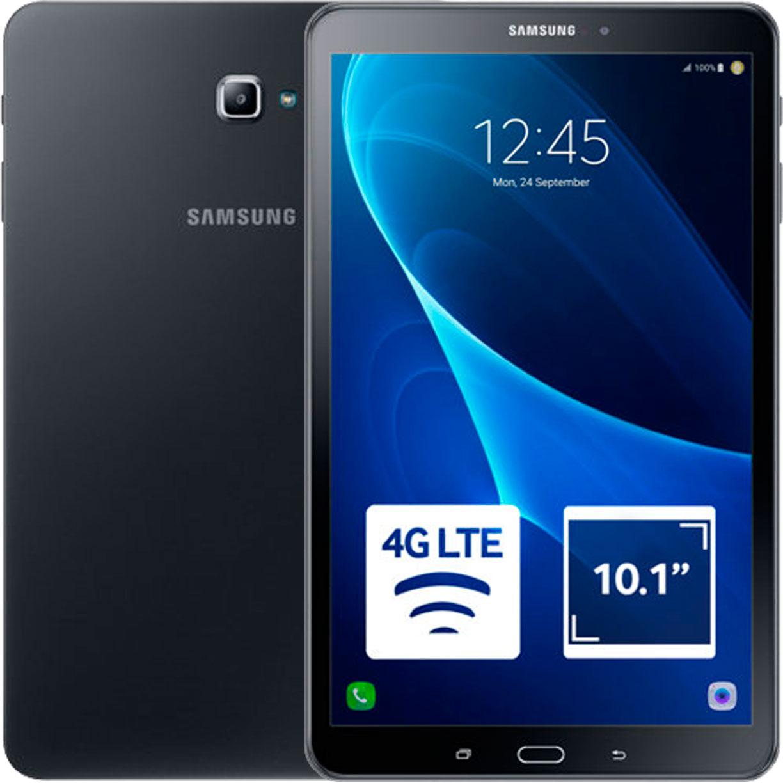 """Планшет Samsung Galaxy Tab A 10.1"""" LTE 2Gb 16Gb Black"""