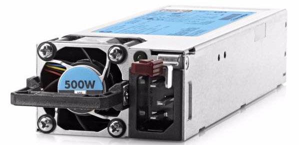 Блок питания HP 500W Flex Slot Platinum…