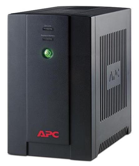 ИБП APC by Schneider Electric Back-UPS …