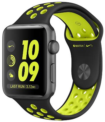 Умные часы Apple Watch Nike+ 38mm Space…