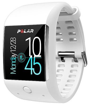 Фитнес-браслет Polar M600 White