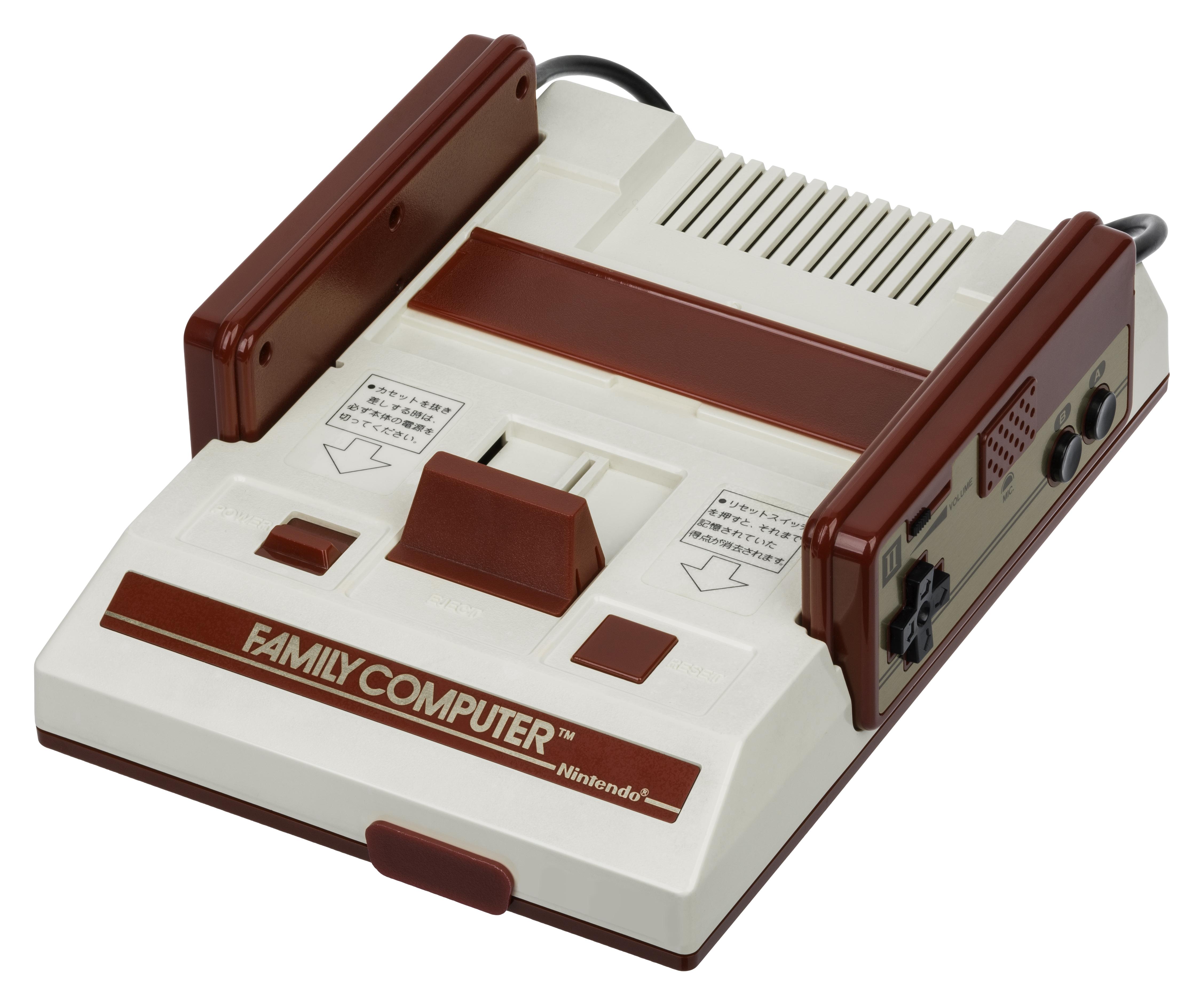 Игровая приставка Nintendo Classic Mini Family Computer Famicom NES