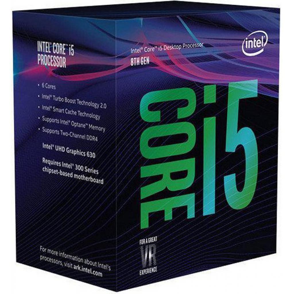 Процессор (CPU) Intel Core i5-8600K 3.6…