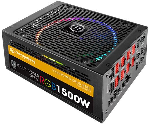 Блок питания Thermaltake Toughpower DPS G RGB 1500W Titanium