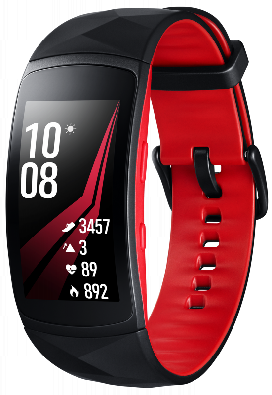 Фитнес-браслет Samsung Gear Fit2 Pro S …