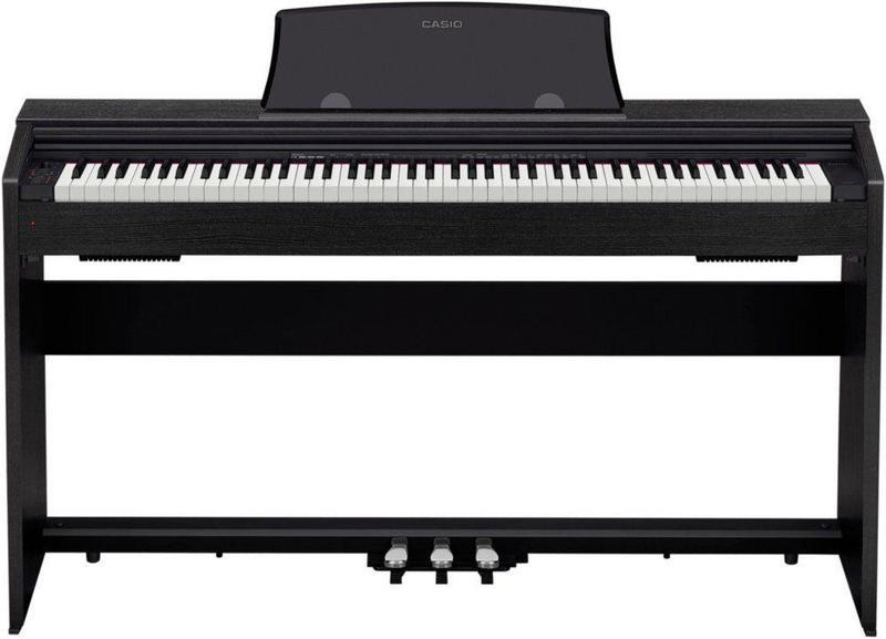 Рояль Casio Privia PX-770BK