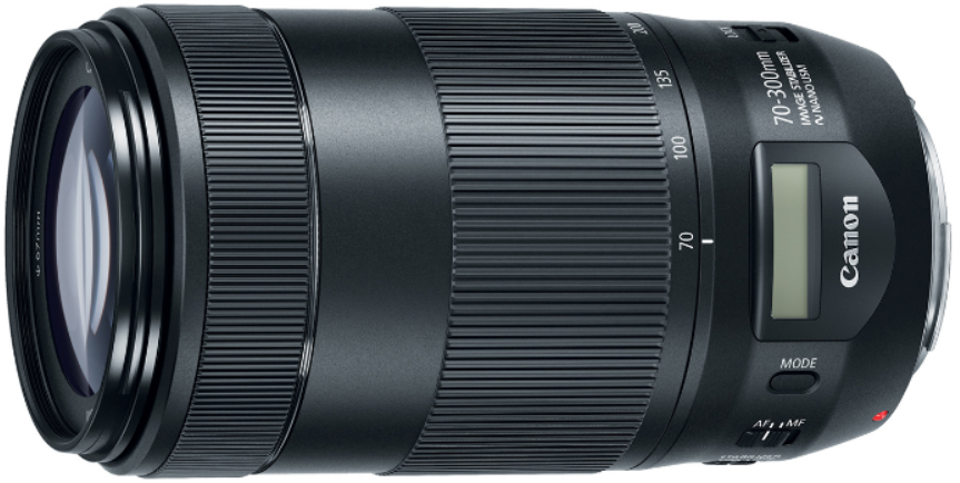 Объектив Canon EF 70-300mm f/4.0-5.6 IS II USM Black