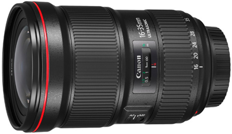 Объектив Canon EF 16-35mm f/2.8 L III USM Black