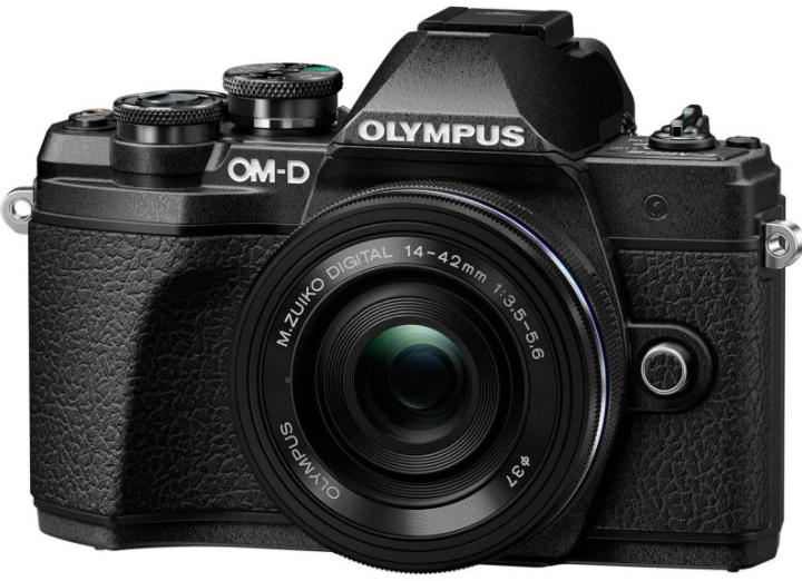 Фотоаппарат Olympus OM-D E-M10 Mark III…