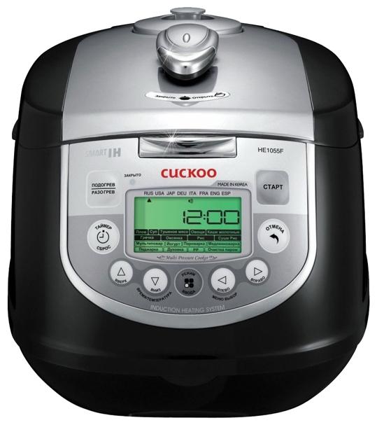 Мультиварка Cuckoo CMC-HE1055F