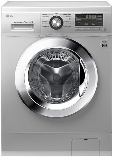 Стиральная машина LG F1296TD4