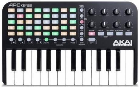 Миди-клавиатура Akai APC Key 25 USB