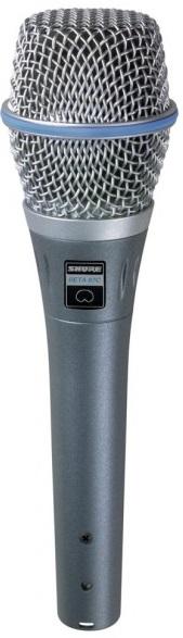 Вокальный микрофон Shure Beta 87C