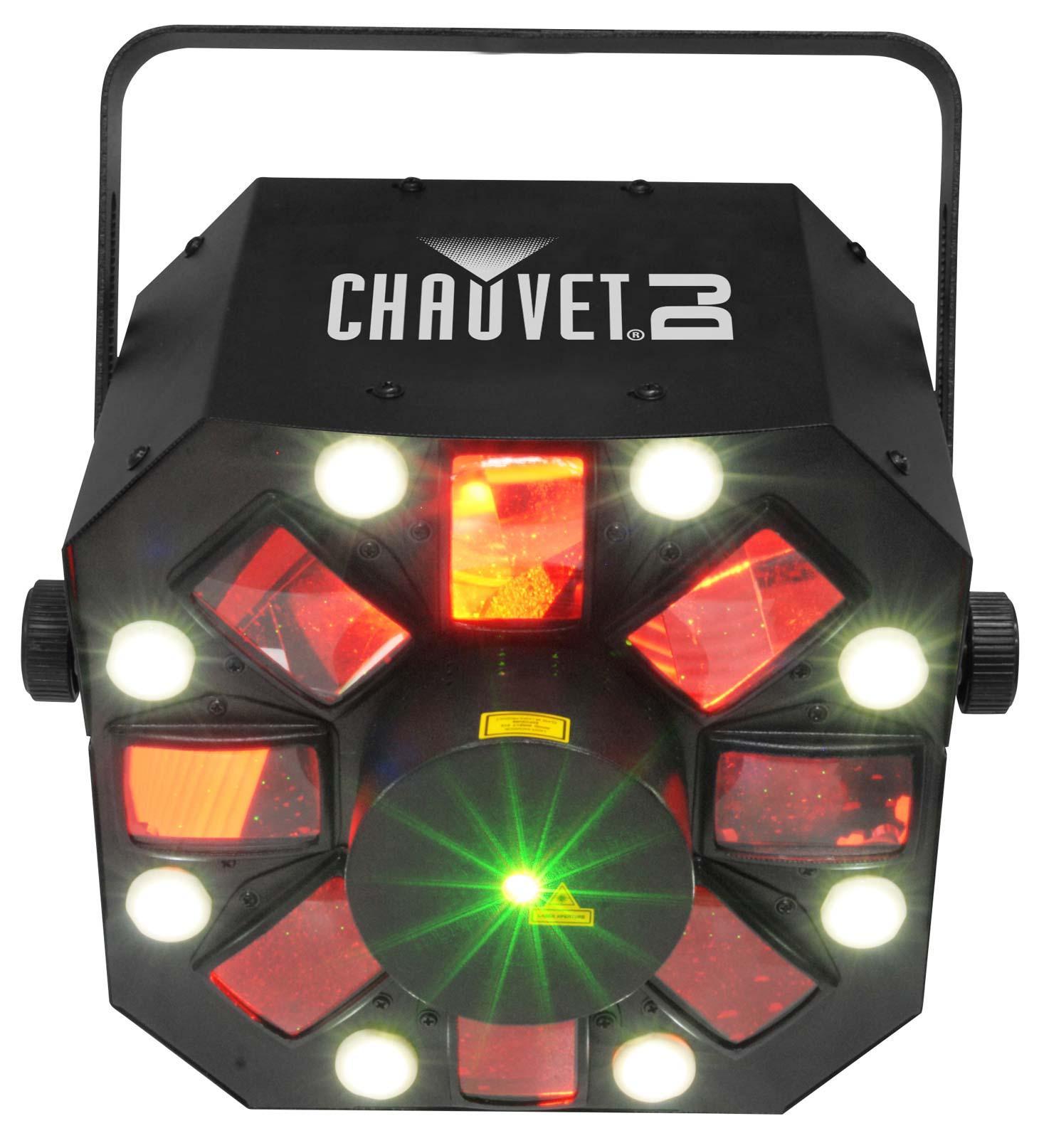 Многолучевой прибор Chauvet-DJ Swarm 5 FX