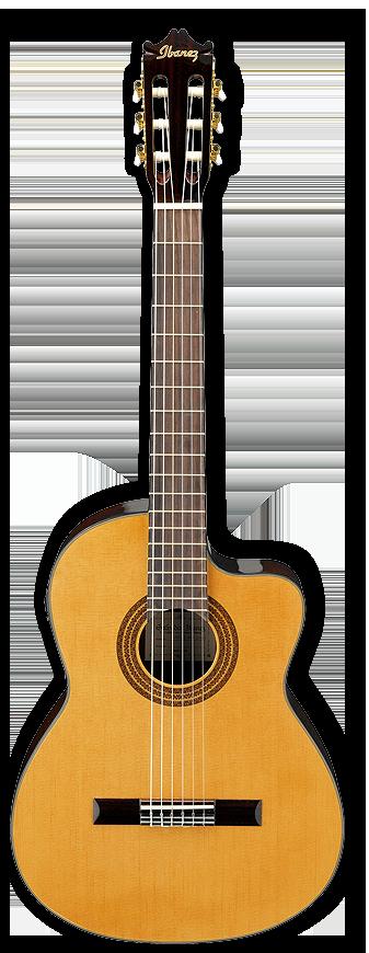 Акустическая гитара Ibanez GA6CE-AM