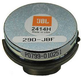 Высокочастотный драйвер JBL 2414H