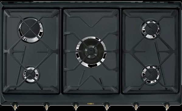 Варочная панель Smeg SRV896AOGH