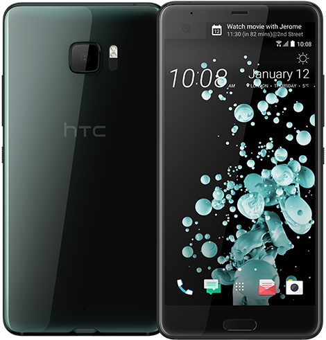 Смартфон HTC U Ultra LTE 4Gb 64Gb Brilliant Black