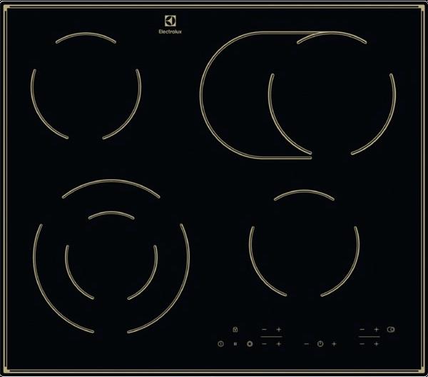 Варочная панель Electrolux CPE644RBC