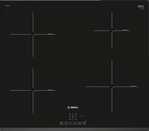 Варочная панель Bosch PUE631BB1E