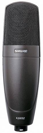 Студийный микрофон Shure KSM32/CG