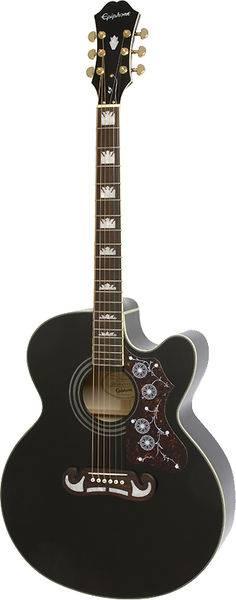Акустическая гитара Epiphone EJ-200CE B…