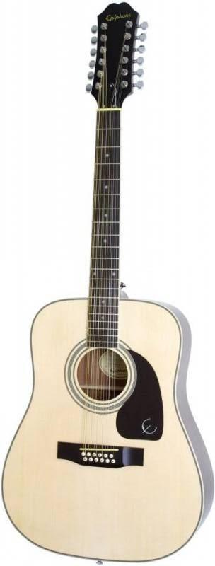 Акустическая гитара Epiphone DR-212 Nat…