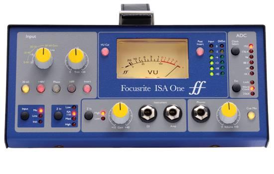 Прибор звуковой обработки Focusrite ISA…