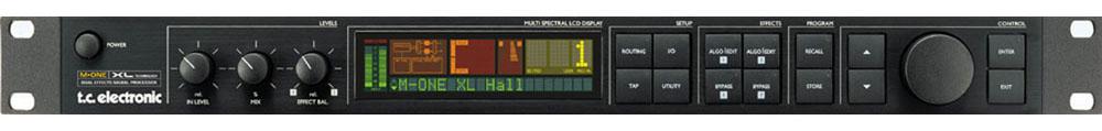 Прибор звуковой обработки TC Electronic M-One XL