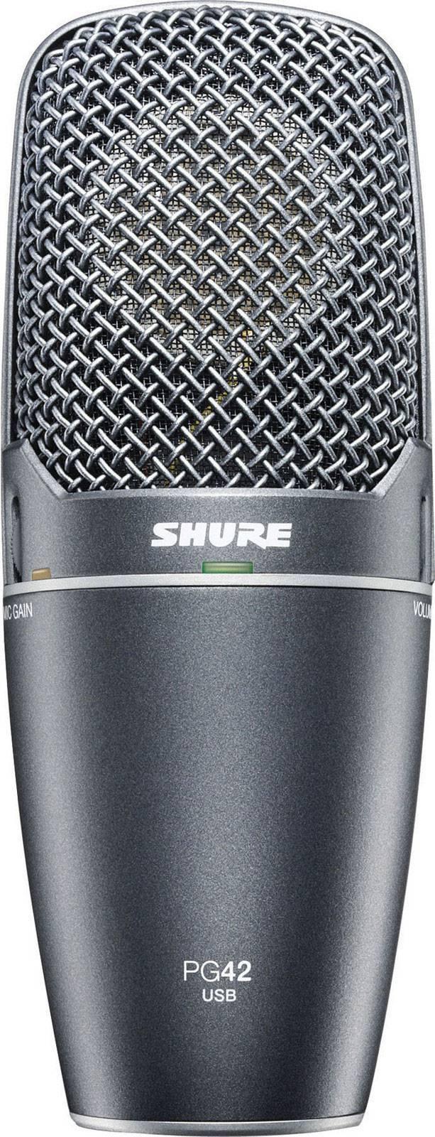 Студийный микрофон Shure PG42USB