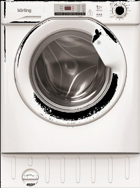 Встраиваемая стиральная машина Korting KWDI 1485 W